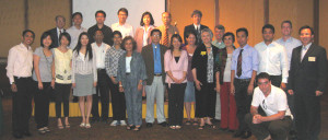 A Grand Time with Bangkok Toastmasters in Bangkok Thailand